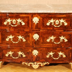 commode Louis XIV en palissandre