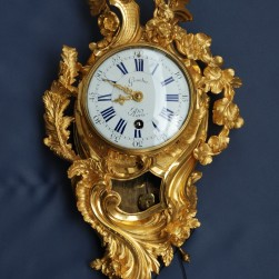 antiquaire-nice-Cartel-louis-XV-St-Germain