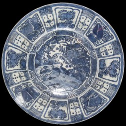 antiquaire-nice-06-plat-chine-17eme